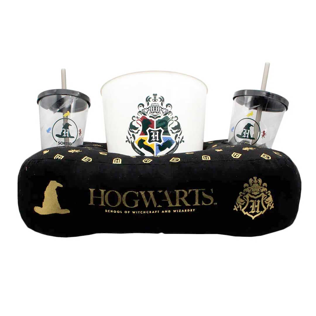 Almofada Pipoca - Hogwarts