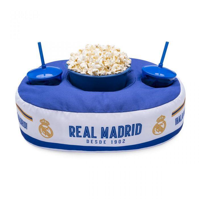 Almofada Pipoca - Real Madrid