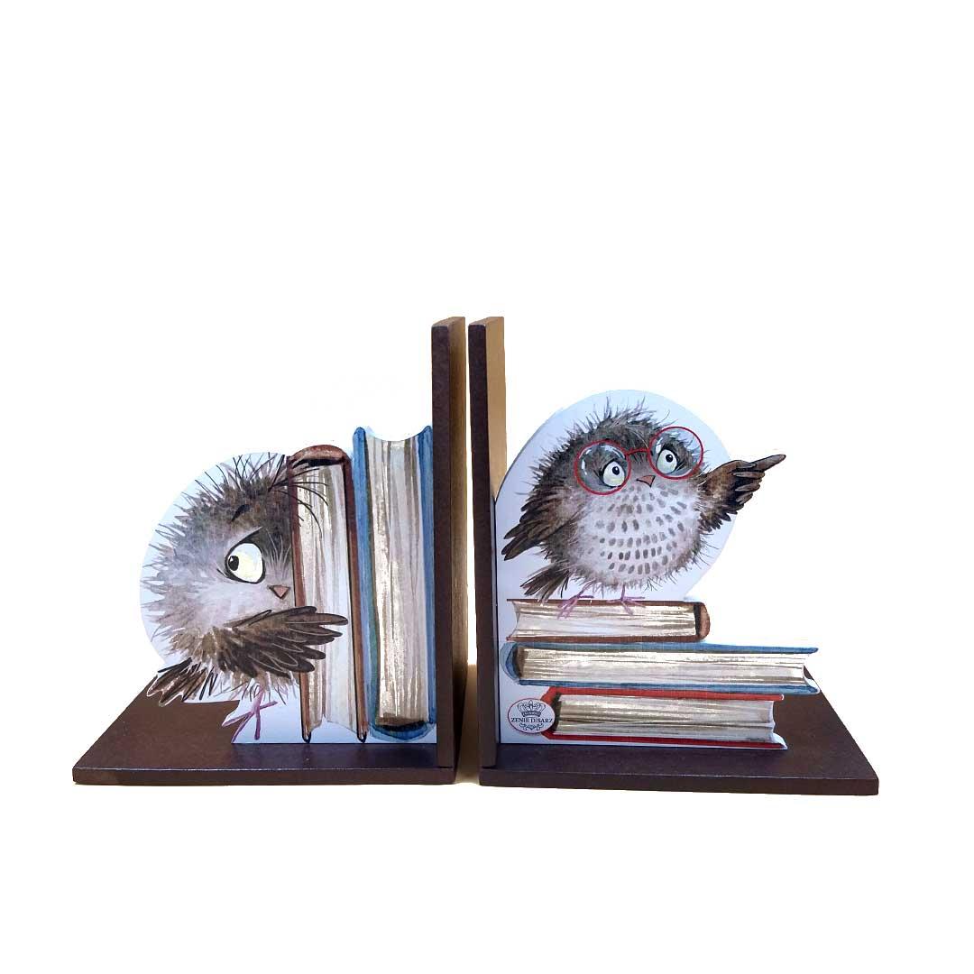 Aparador de Livros - Coruja