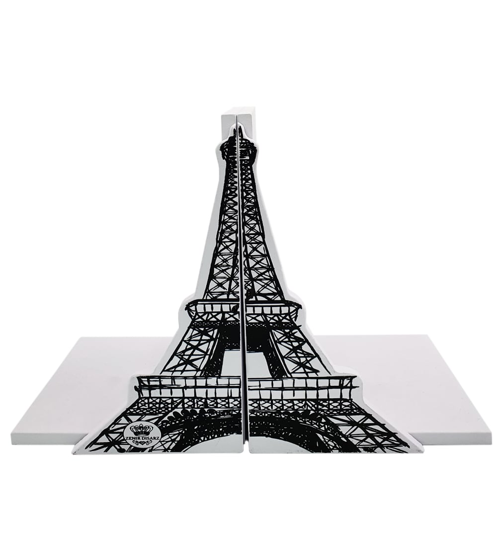 Aparador de Livros - Torre Eiffel
