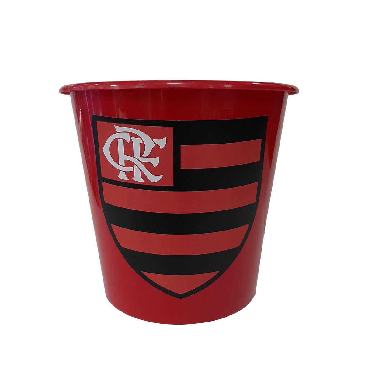Balde Pipoca Flamengo