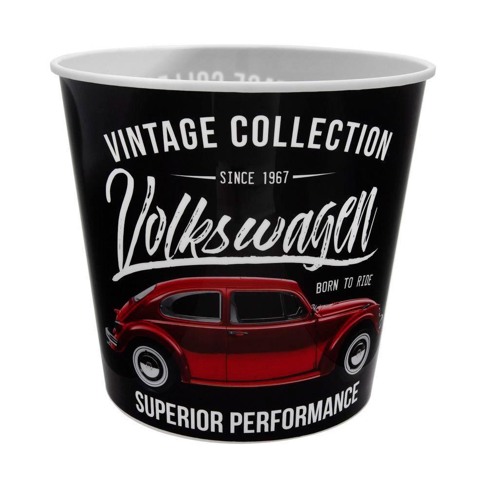 Balde Pipoca - VW Fusca Vintage