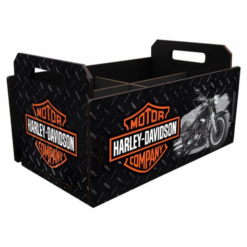 Caixote Pequeno - Harley Davidson