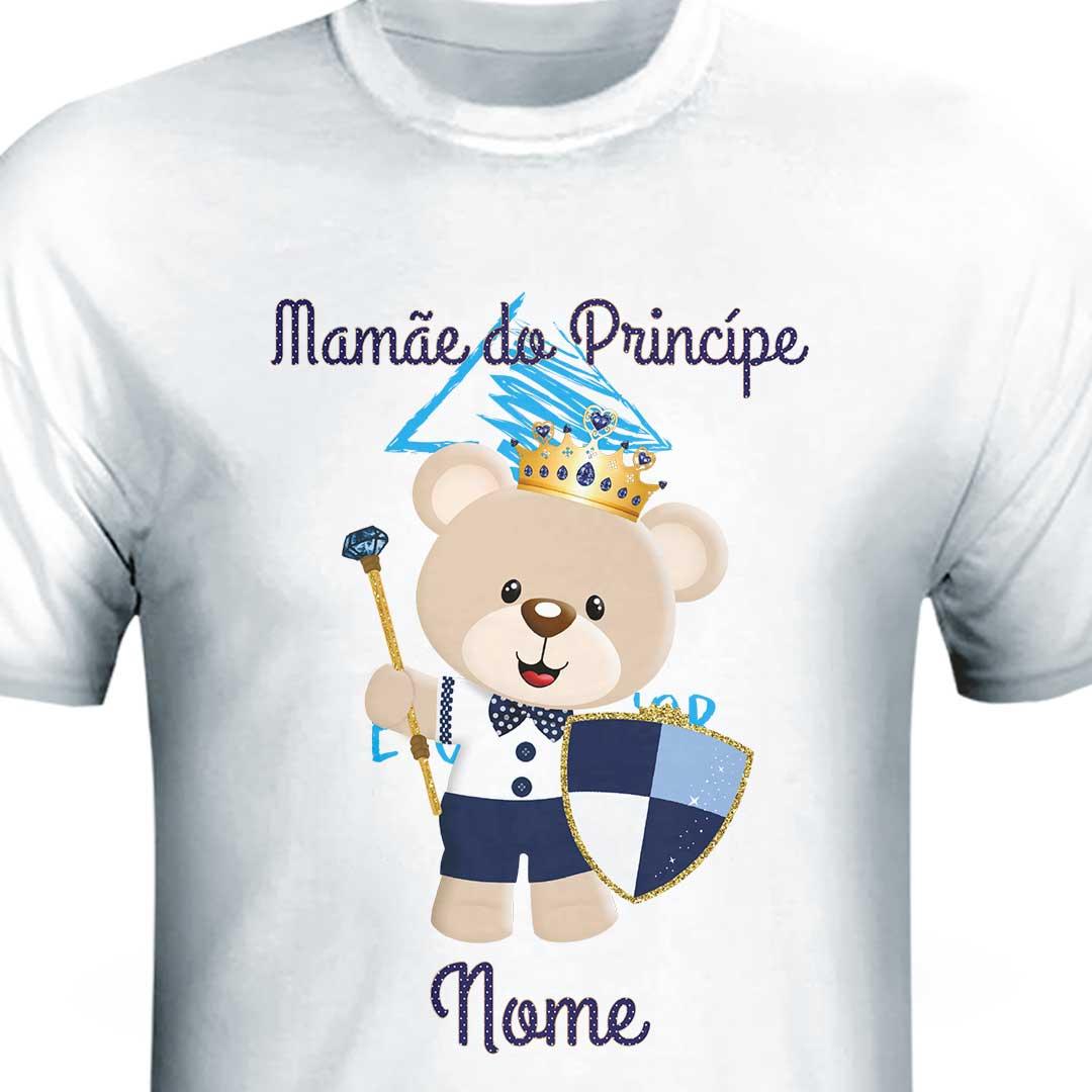 Camisa - Chá do Príncipe Ursinho