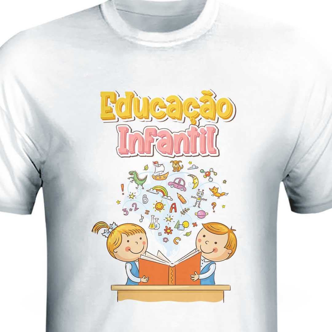 Camisa - Educação Infantil