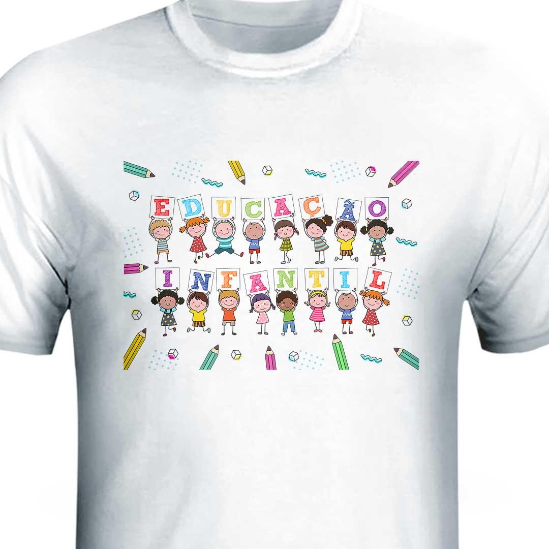 Camisa - Educação Infantil II