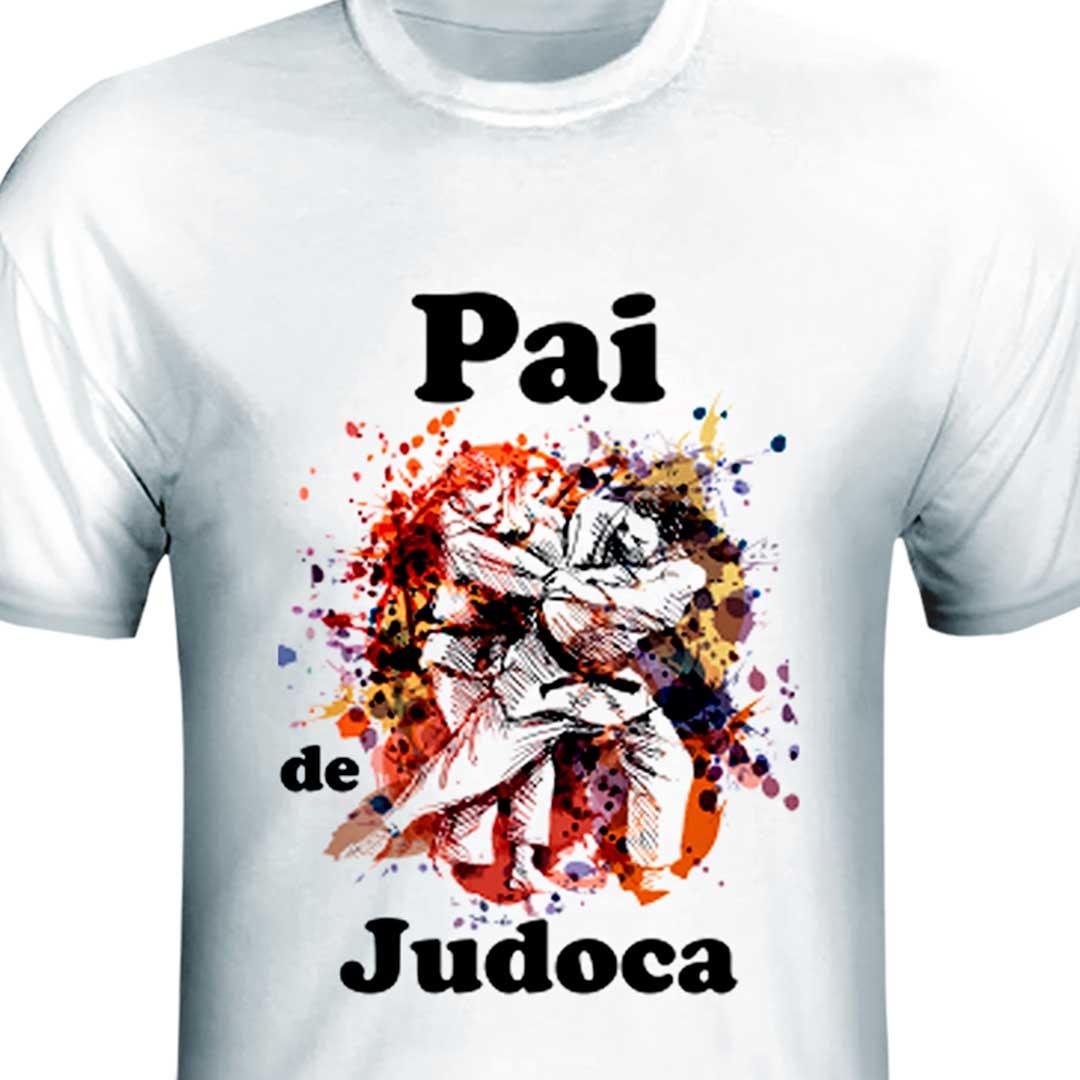 Camisa - Pai de Judoca
