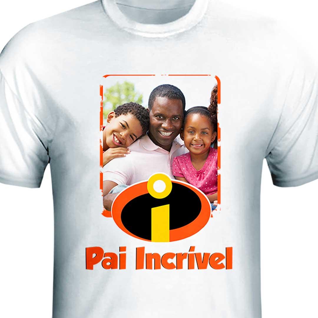 Camisa - Pai Incrível