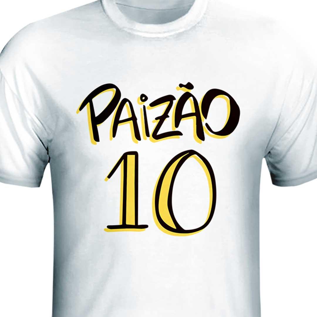 Camisa - Paizão 10