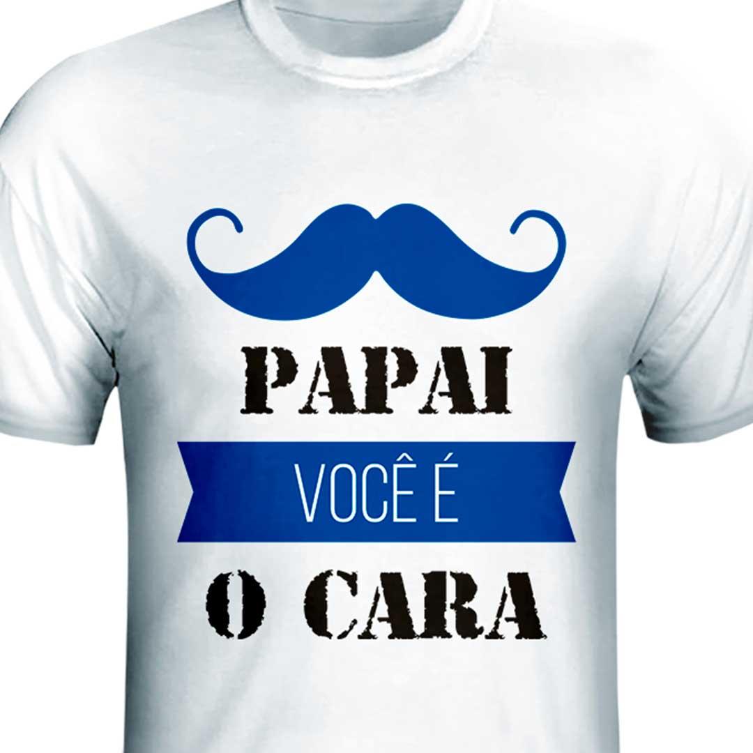Camisa - Papai, O Cara