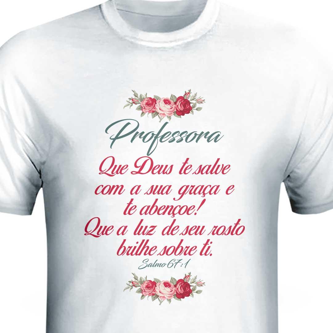 Camisa - Professor(a)