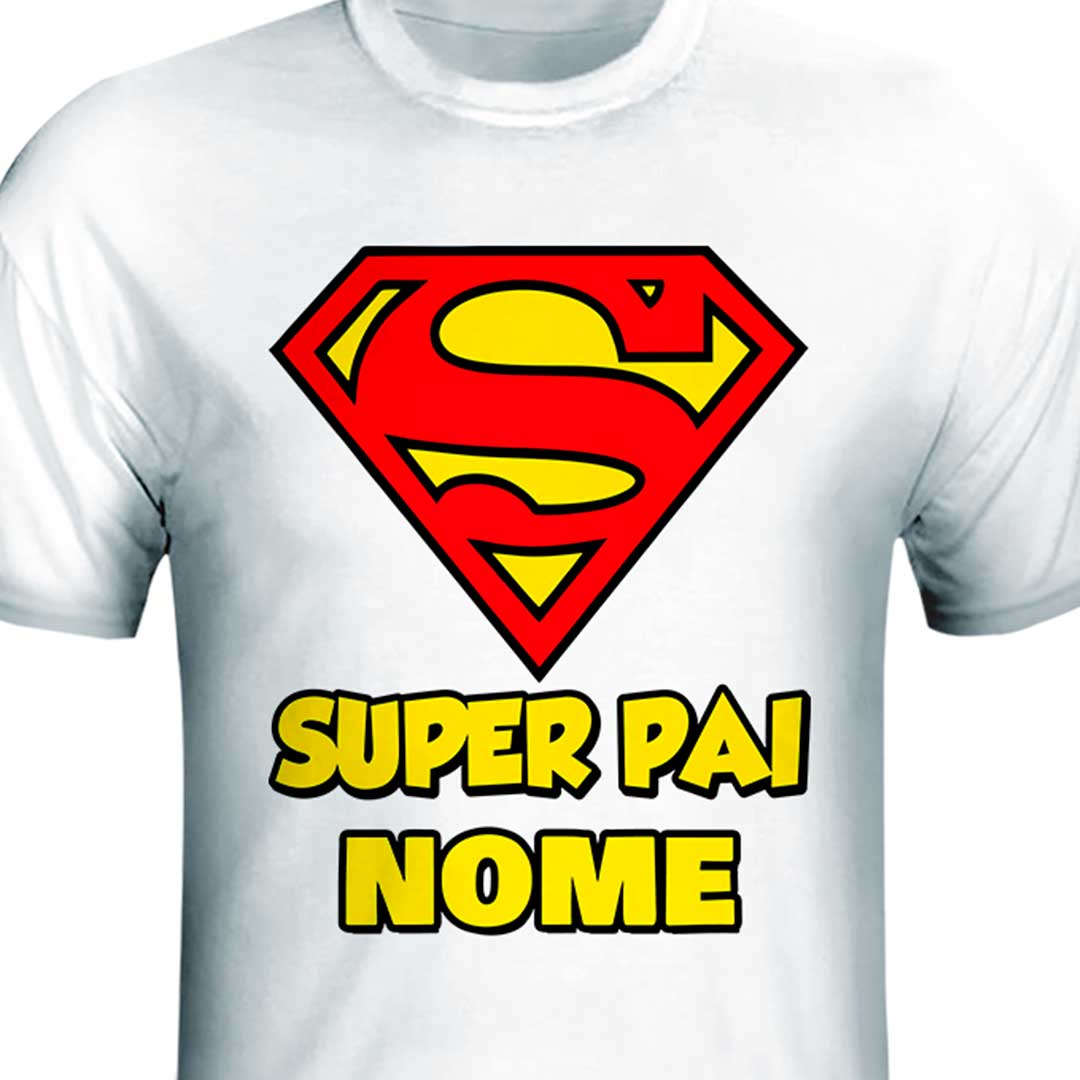 Camisa - Super Pai
