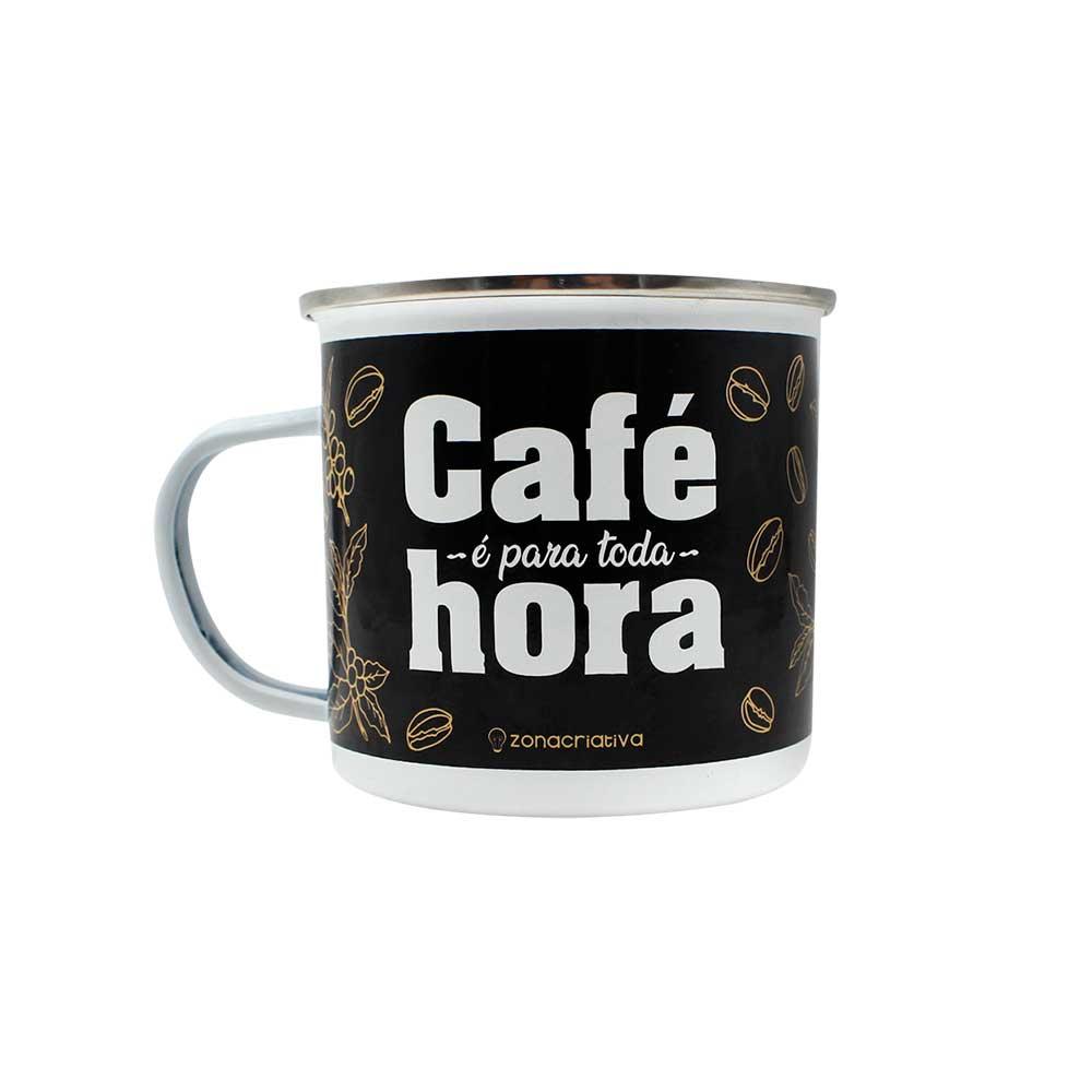 Caneca Ágata - Café Toda Hora 500ml