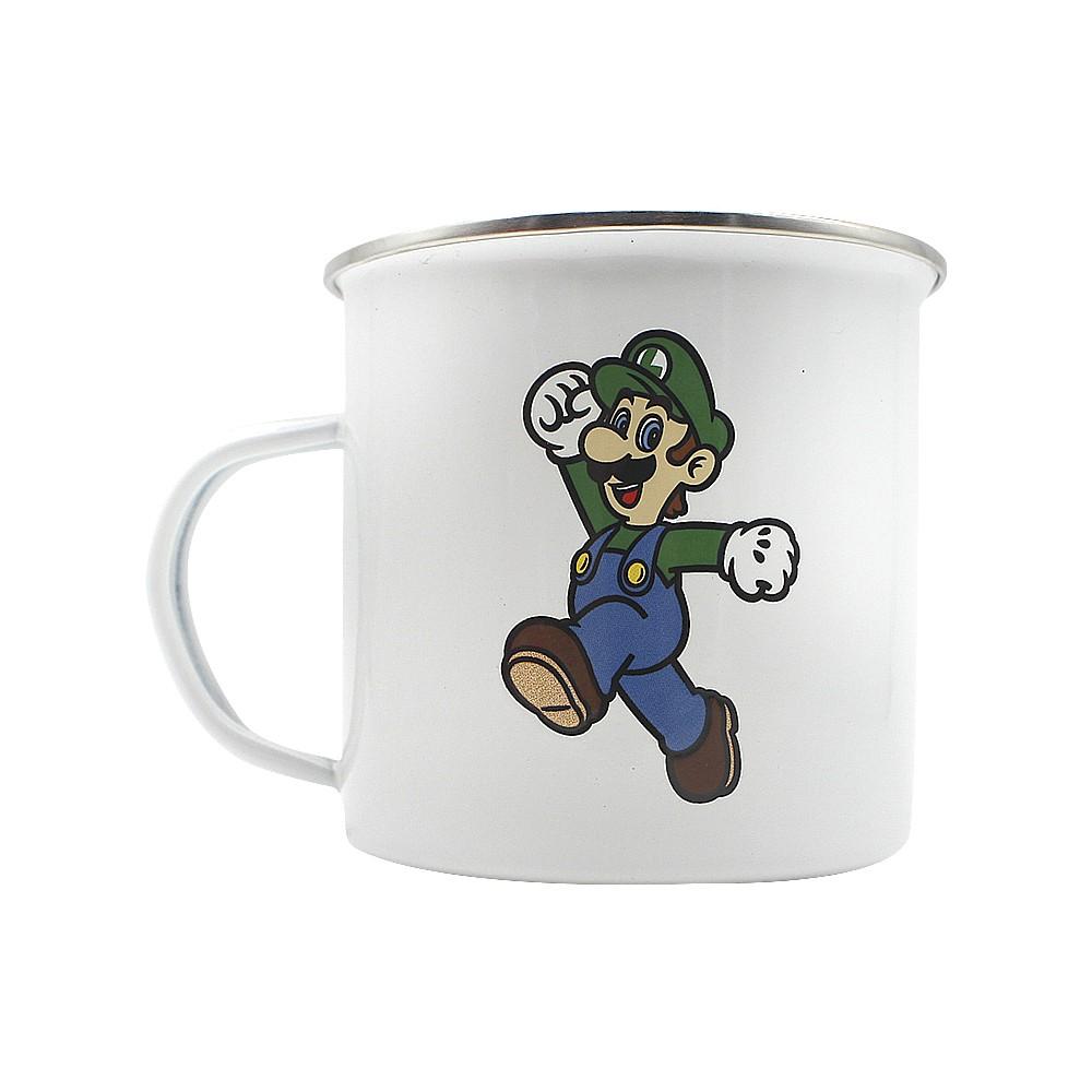 Caneca Agata - Super Mario | Luigi 500ml