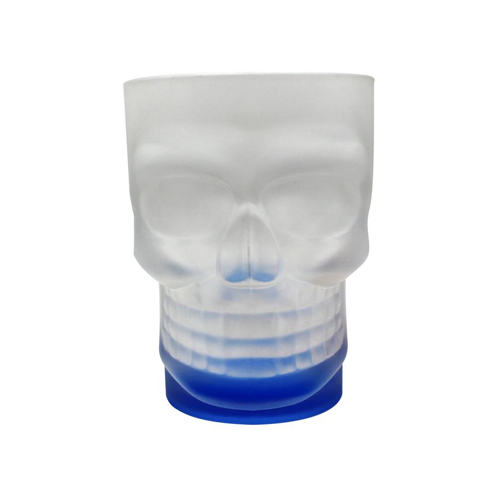Caneca Caveira Skull Mug - Azul