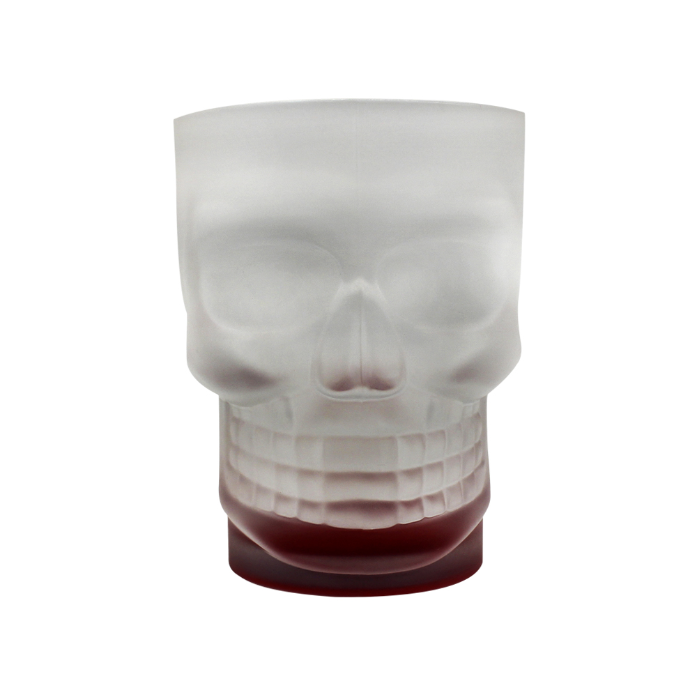 Caneca Caveira Skull Mug - Vermelha