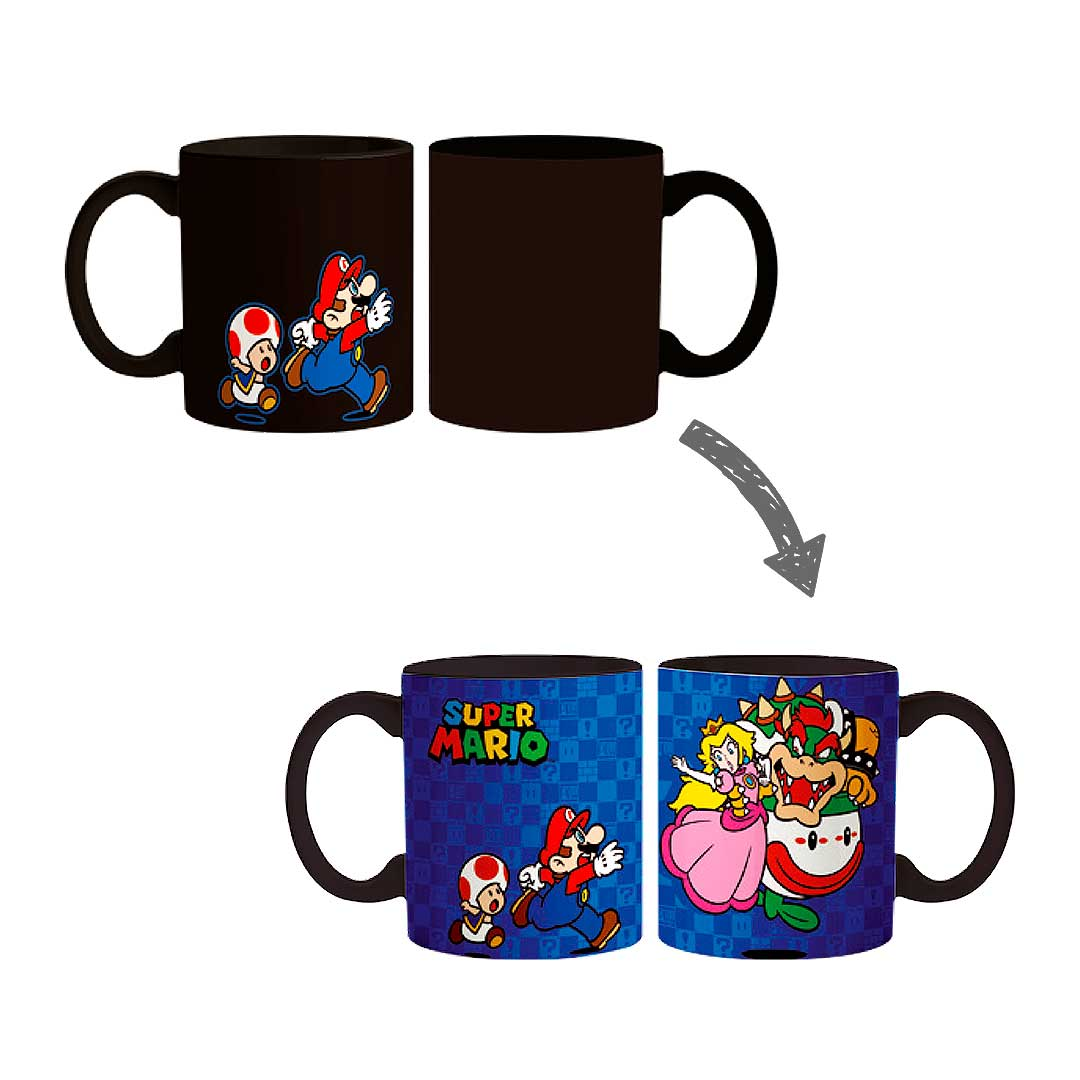 Caneca Magica - Super Mario 300ml