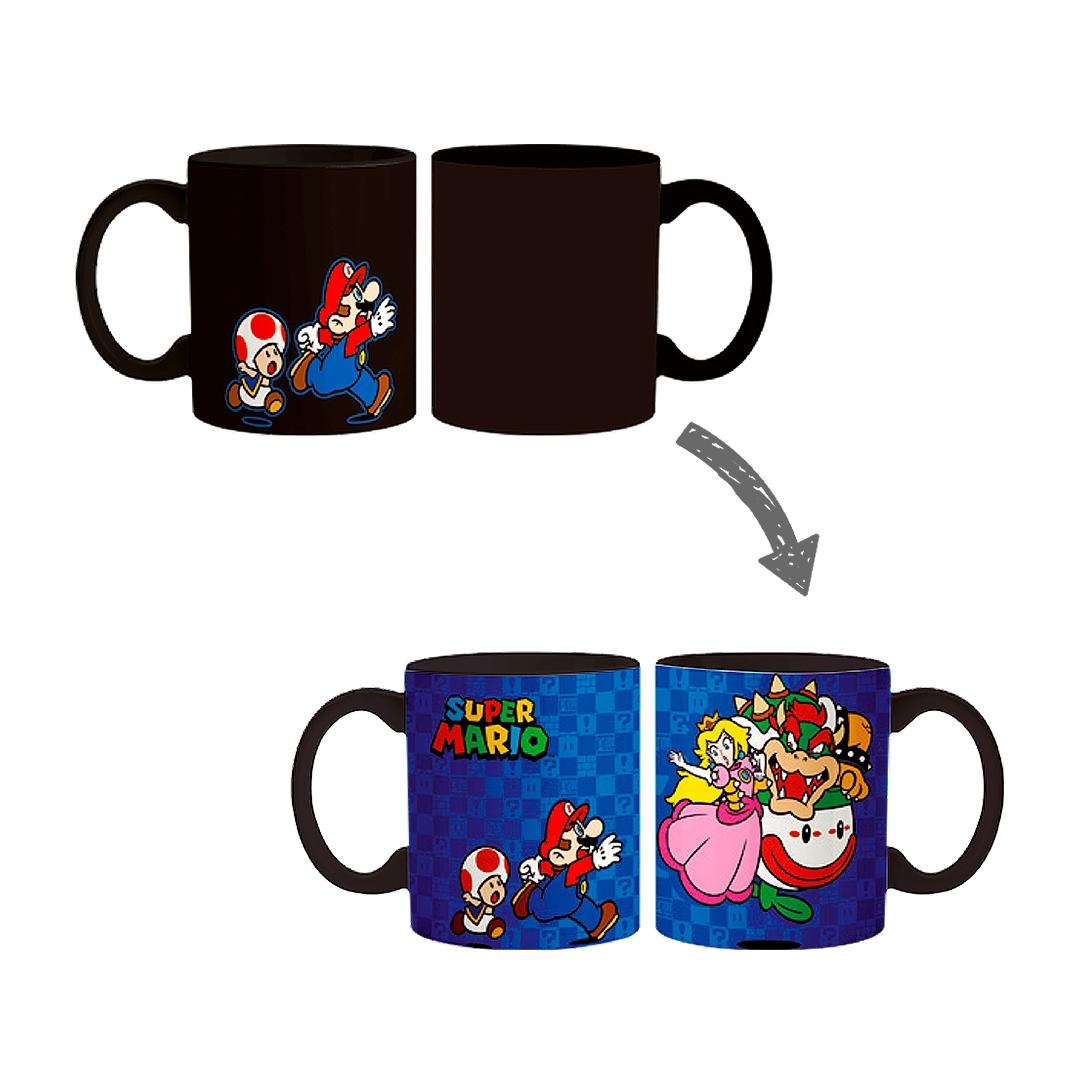 Caneca Magica - Super Mario