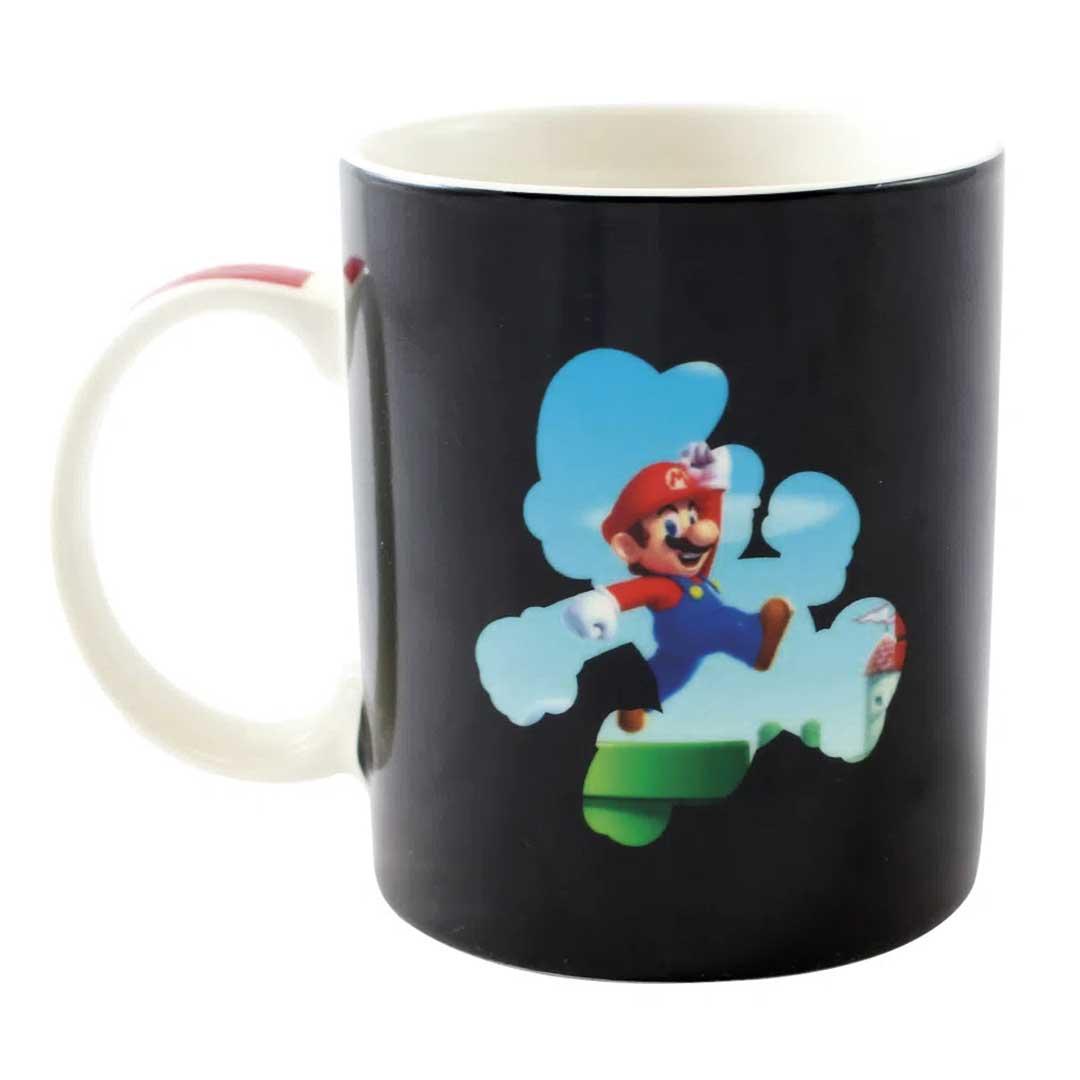 Caneca Magica - Super Mario - Fase 300ml