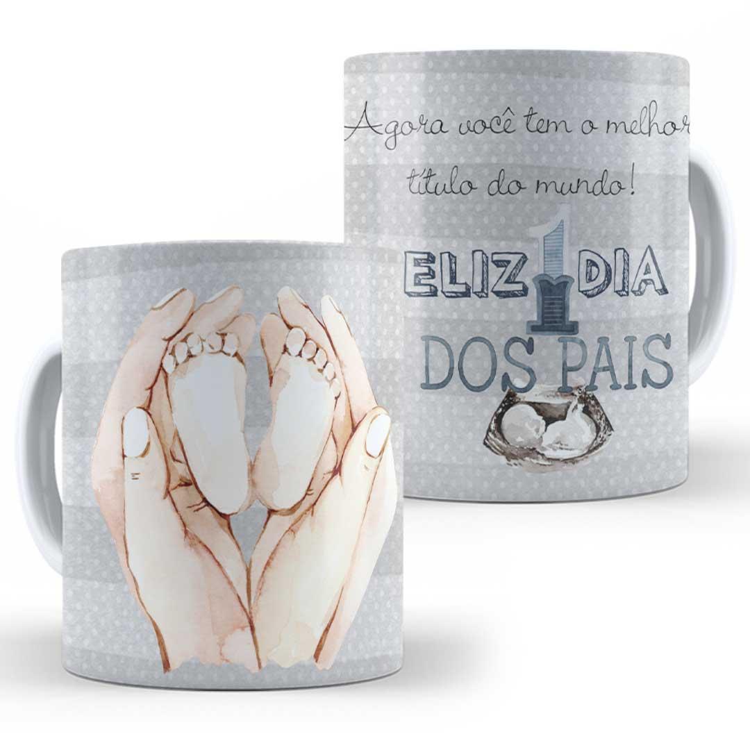 Caneca Porcelana - Melhor Título