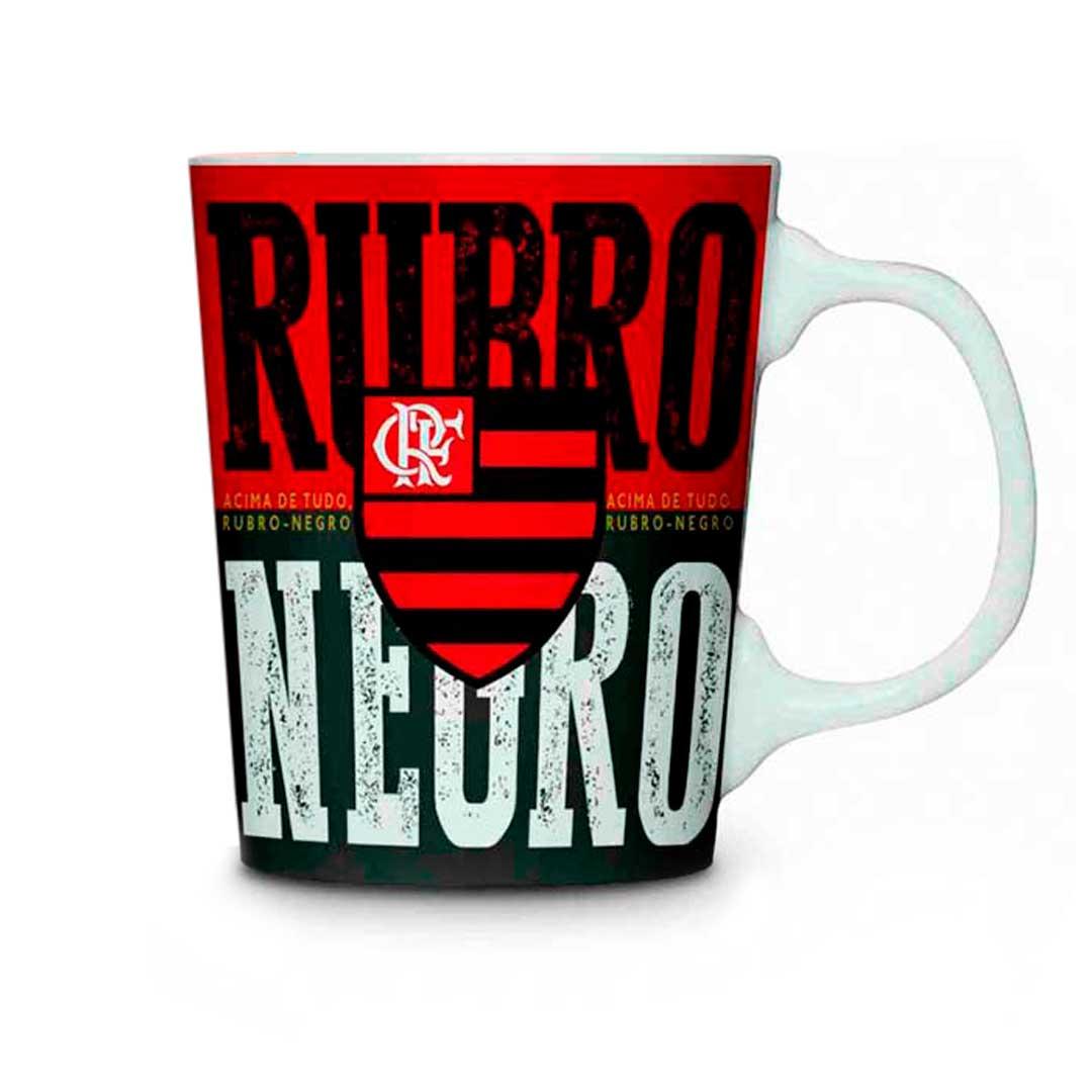 Caneca Porcelana - Premium Flamengo