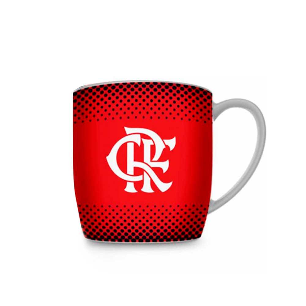 Caneca Porcelana Urban - Flamengo II 360ml