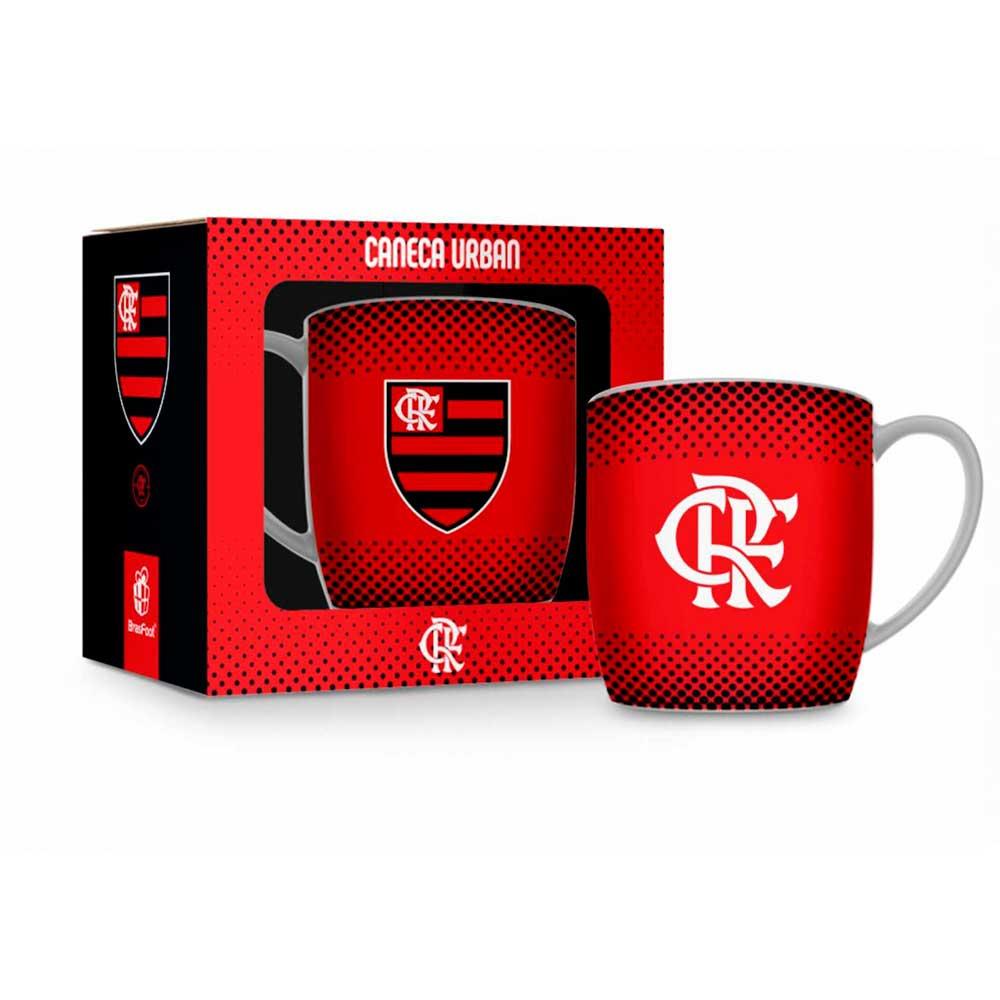 Caneca Porcelana Urban - Flamengo II
