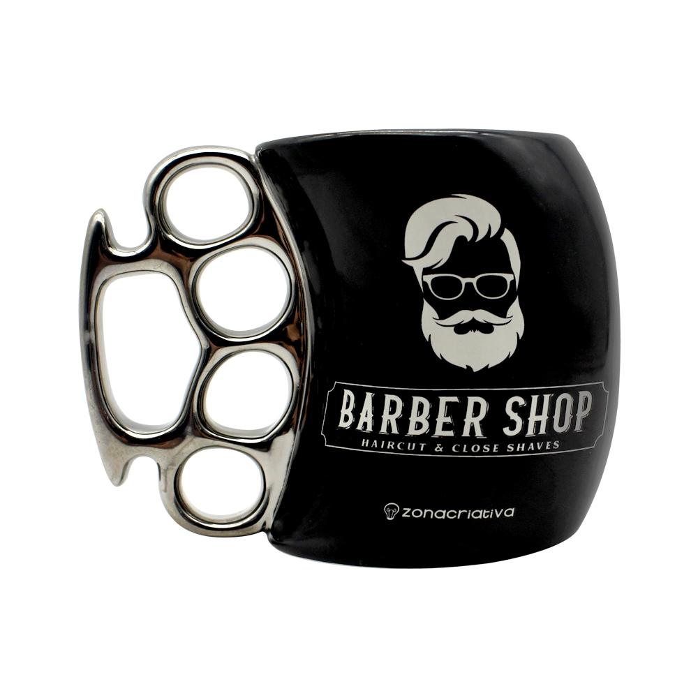 Caneca Soco Inglês - Barber Shop