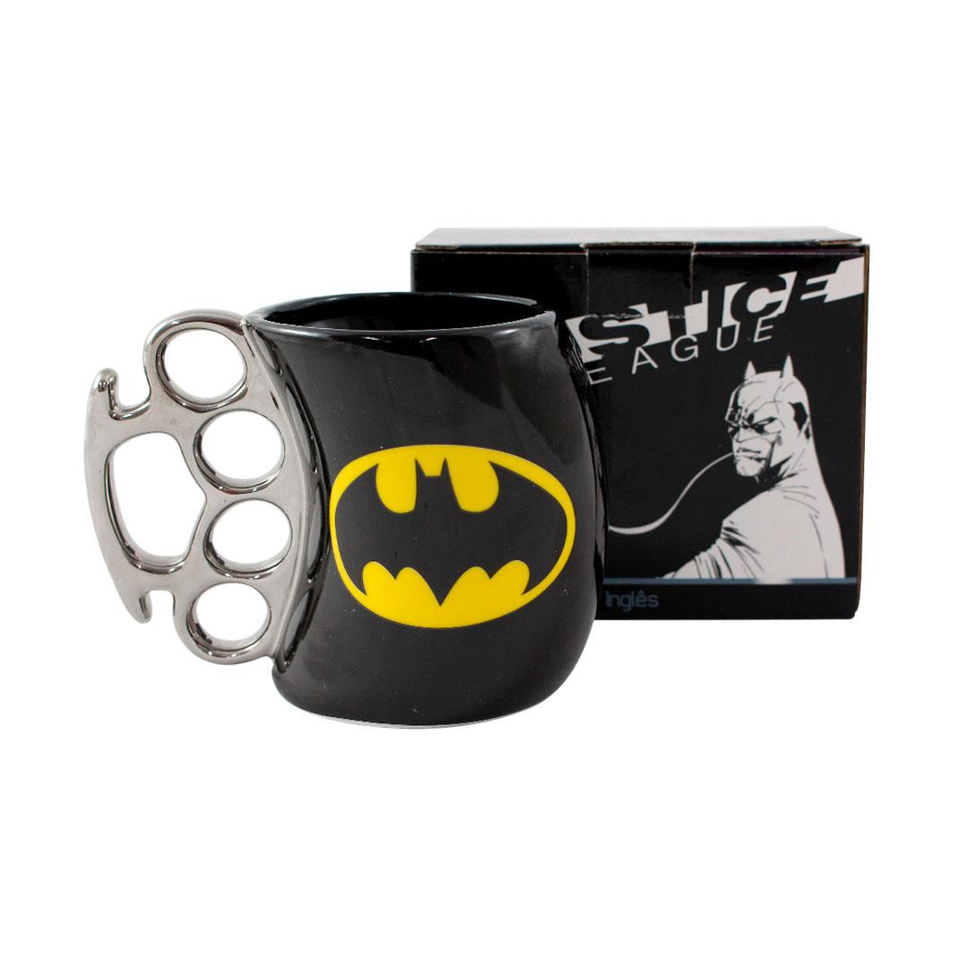 Caneca Soco Inglês - Batman