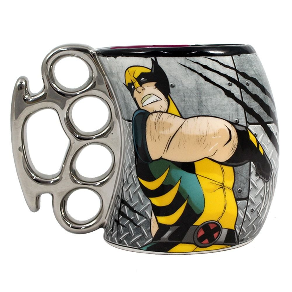 Caneca Soco Inglês - Wolverine Metal