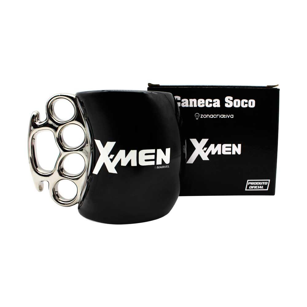 Caneca Soco Inglês - X-men 350ml