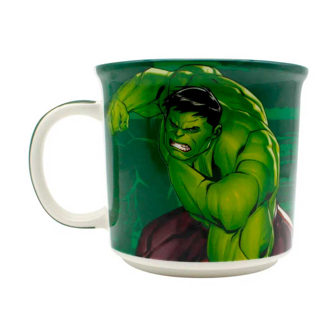 Caneca Tom - Hulk Tie Dye