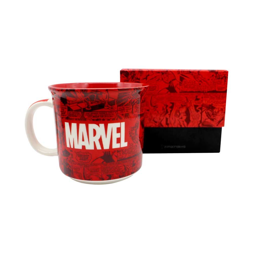 Caneca Tom - Marvel Classic  350ML