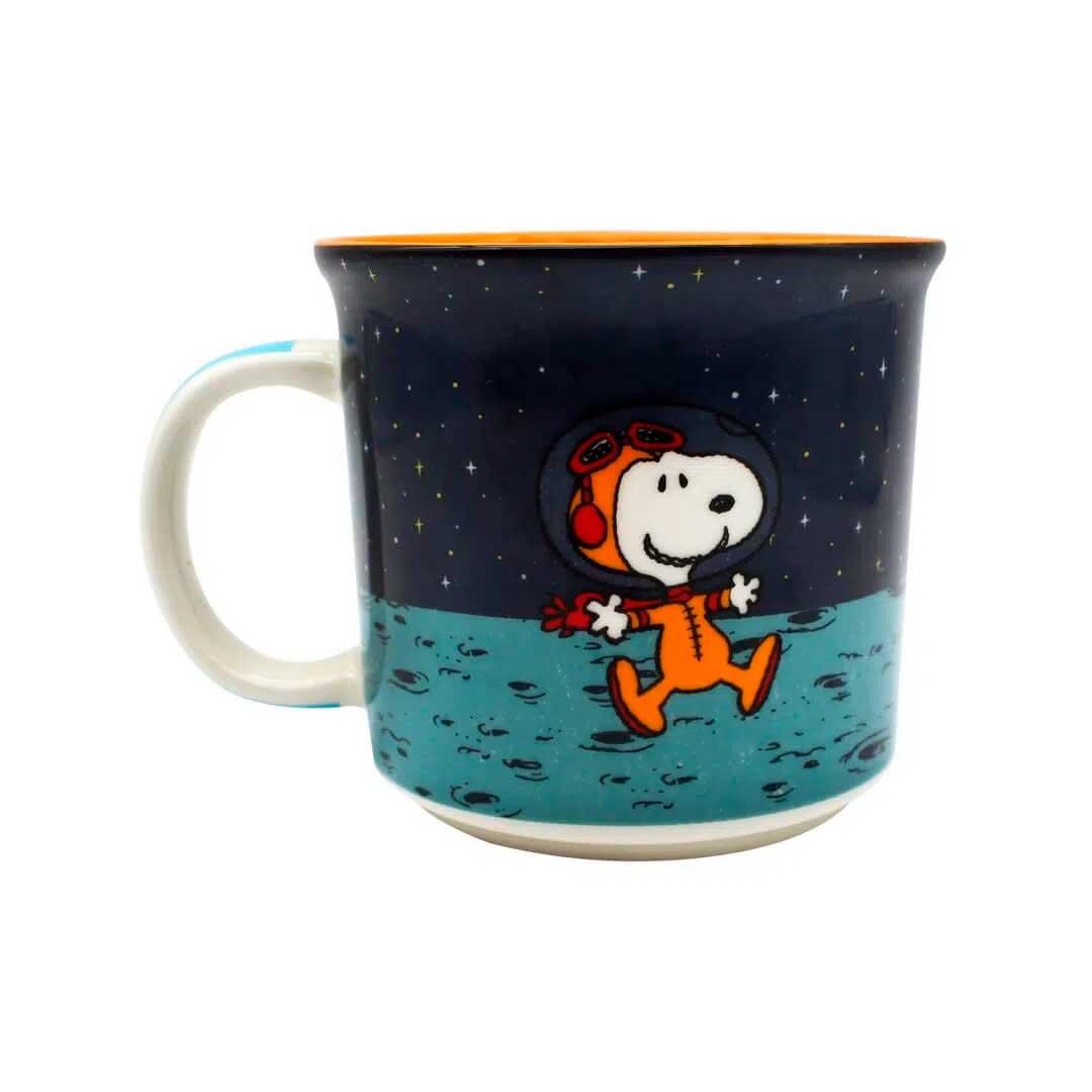 Caneca Tom - Space Snoopy