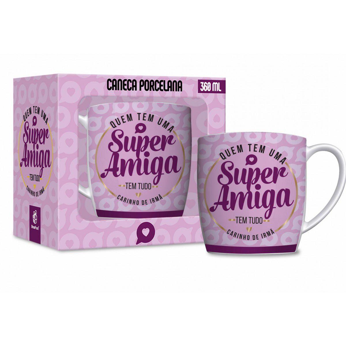 Caneca Urban Super Amiga