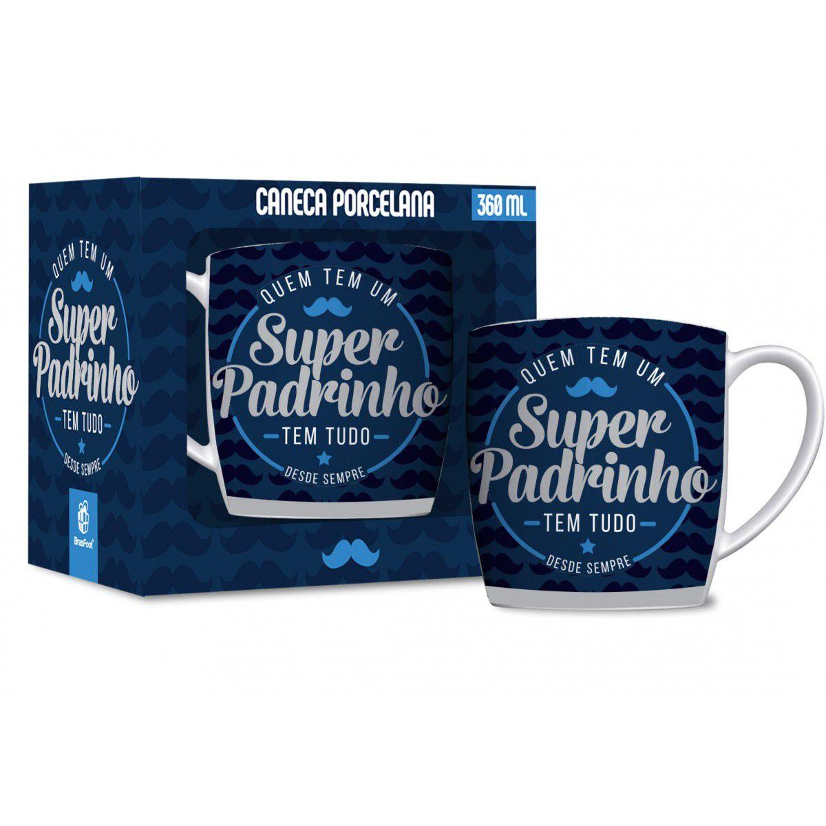 Caneca Urban - Super Padrinho