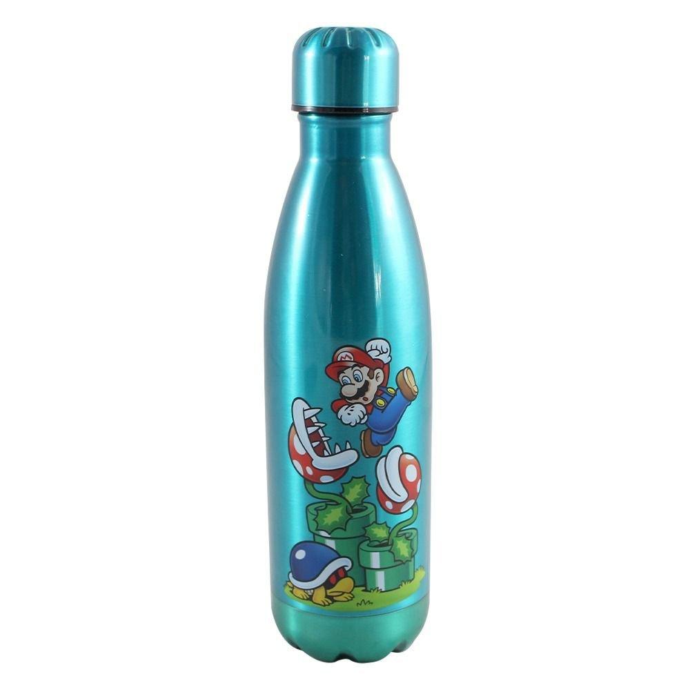 Cantil Metálico - Super Mario 500ml