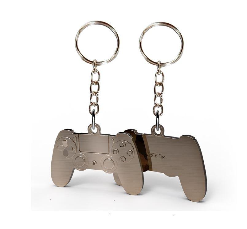 Chaveiro de Metal - Playstation | Joystick