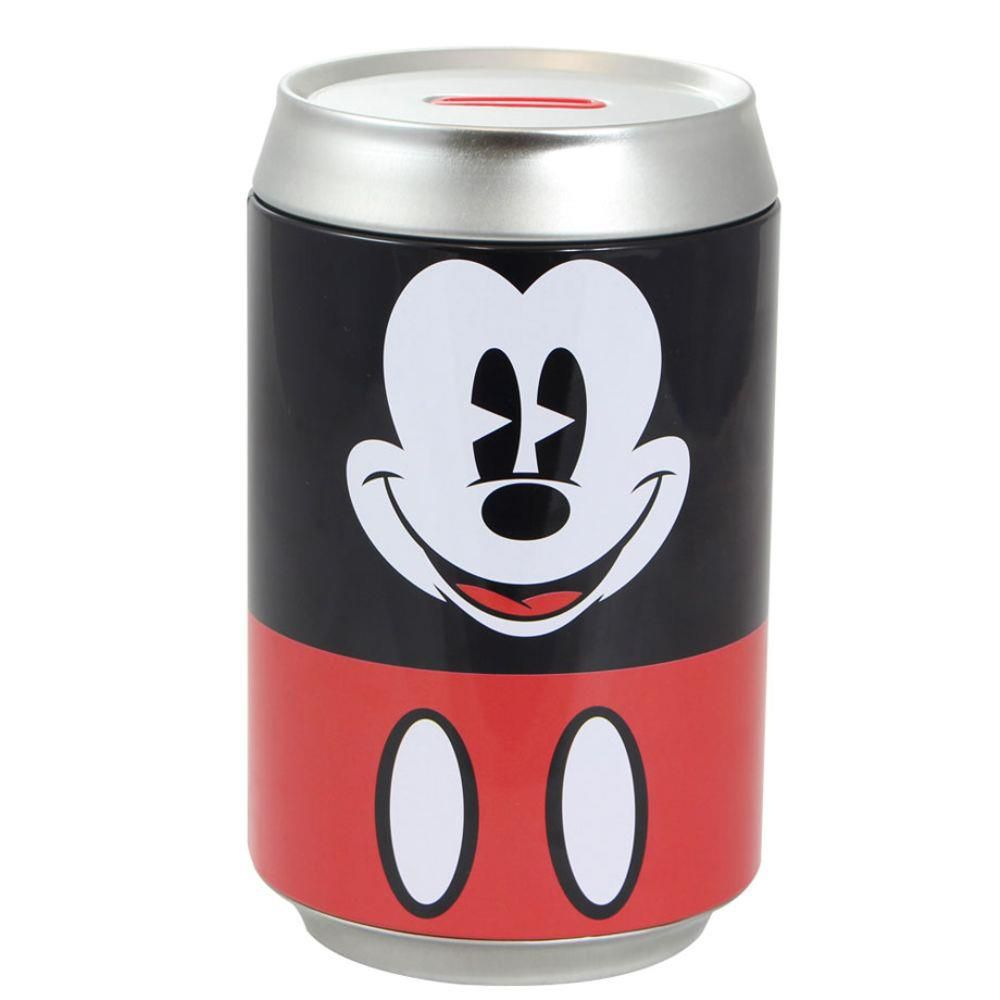 Cofre Latinha - Mickey