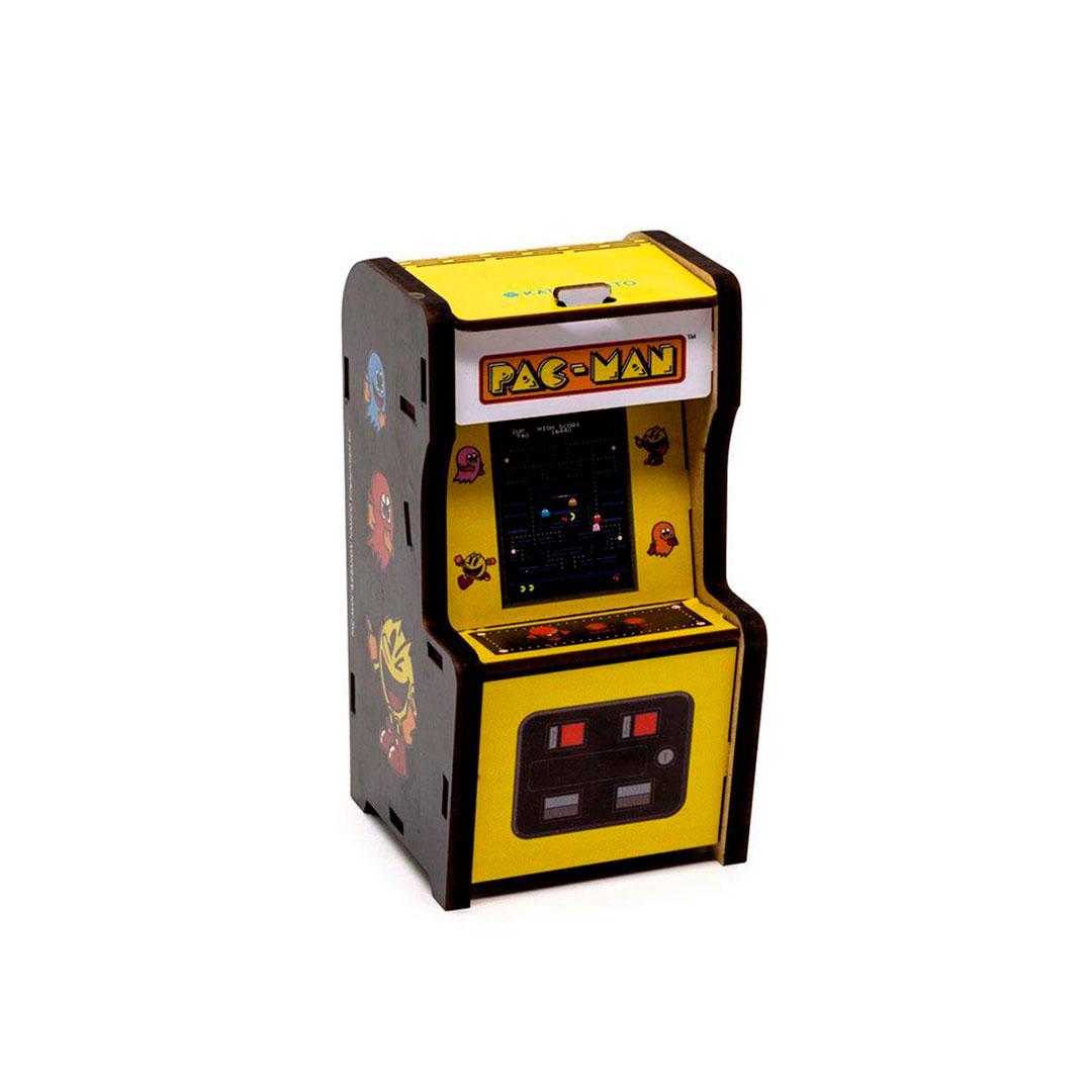 Cofrinho Retrô - Fliperama Pac Man