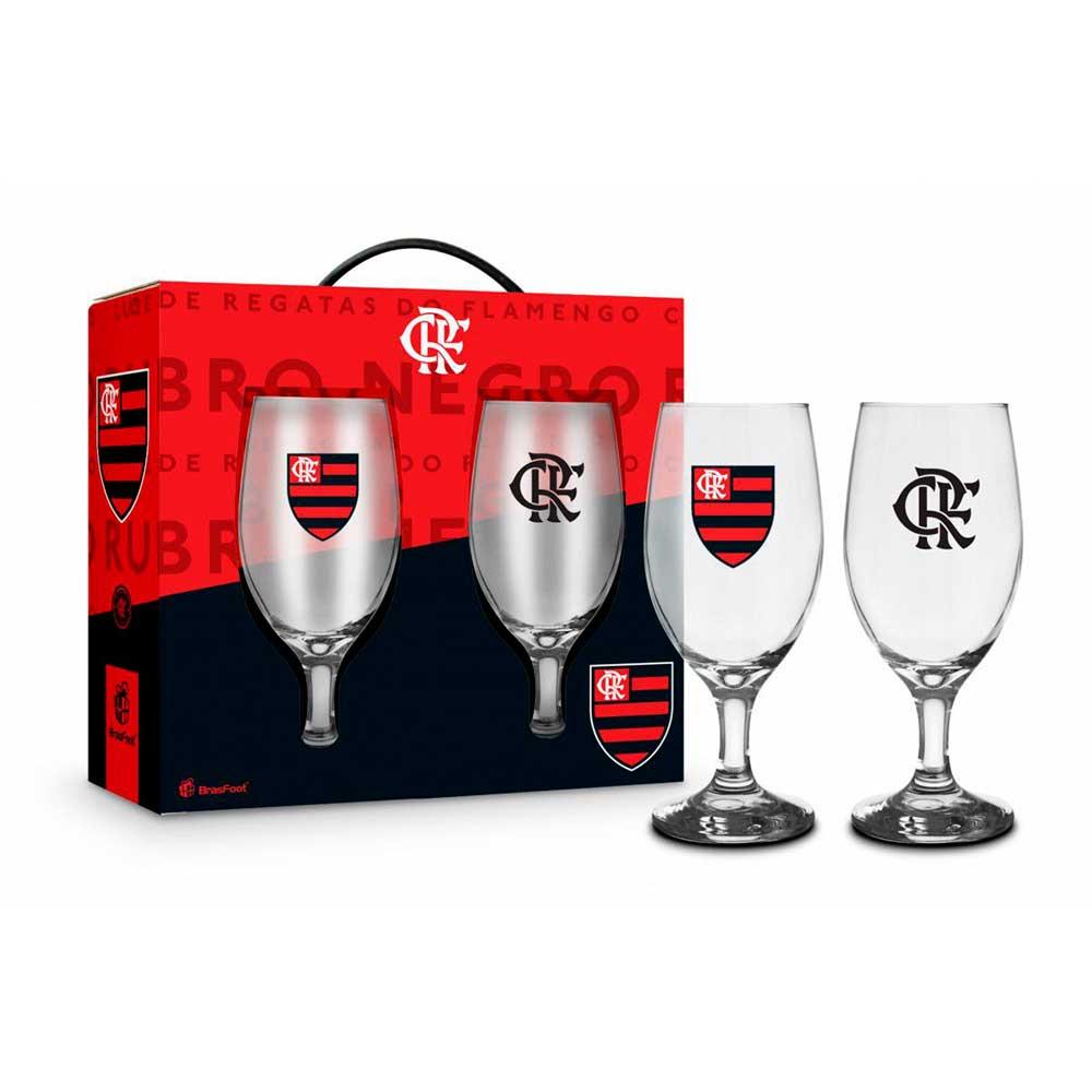 Conjunto de Taças Windsor - Flamengo