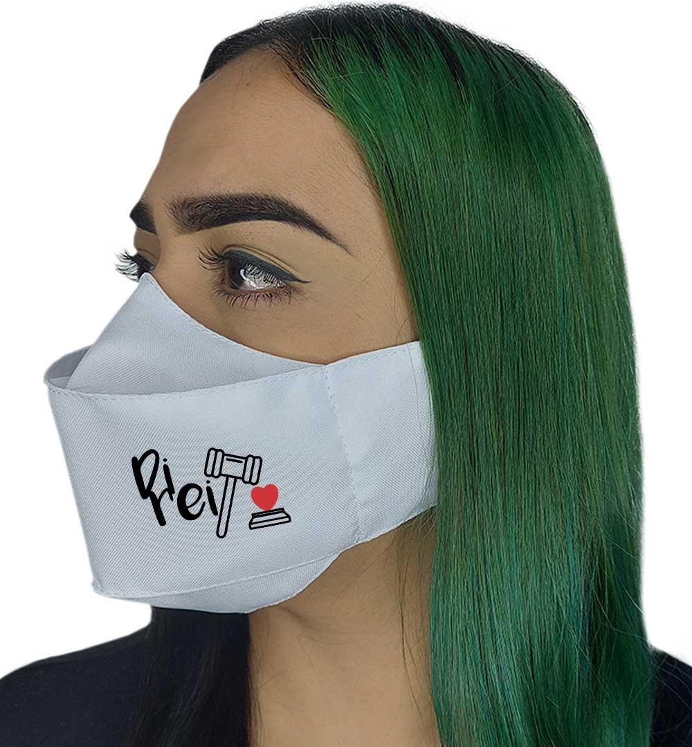 Máscara 3D - Direito