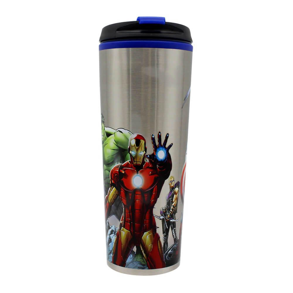 Copo Viagem - Avengers City