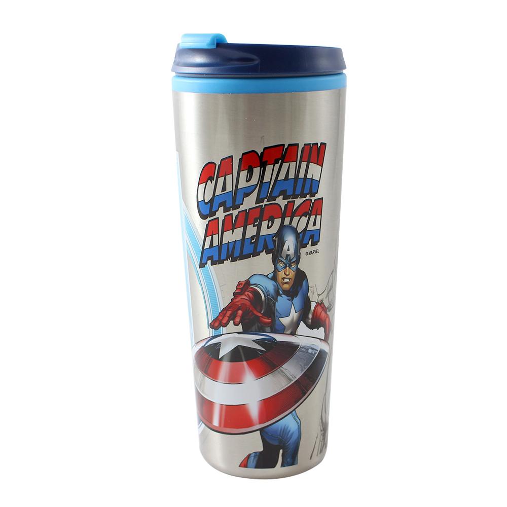Copo Viagem - Capitão América