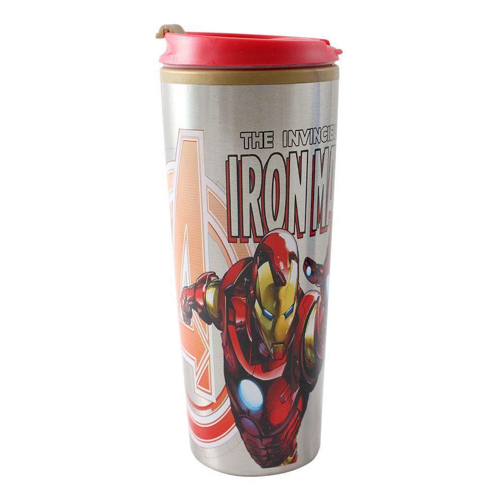 Copo Viagem - Iron Man