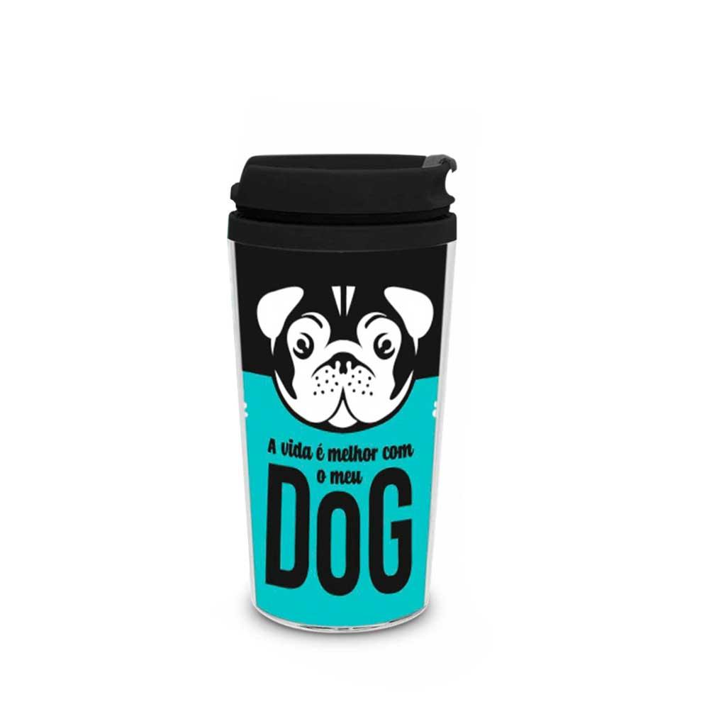 Copo Viagem Smart - Dog