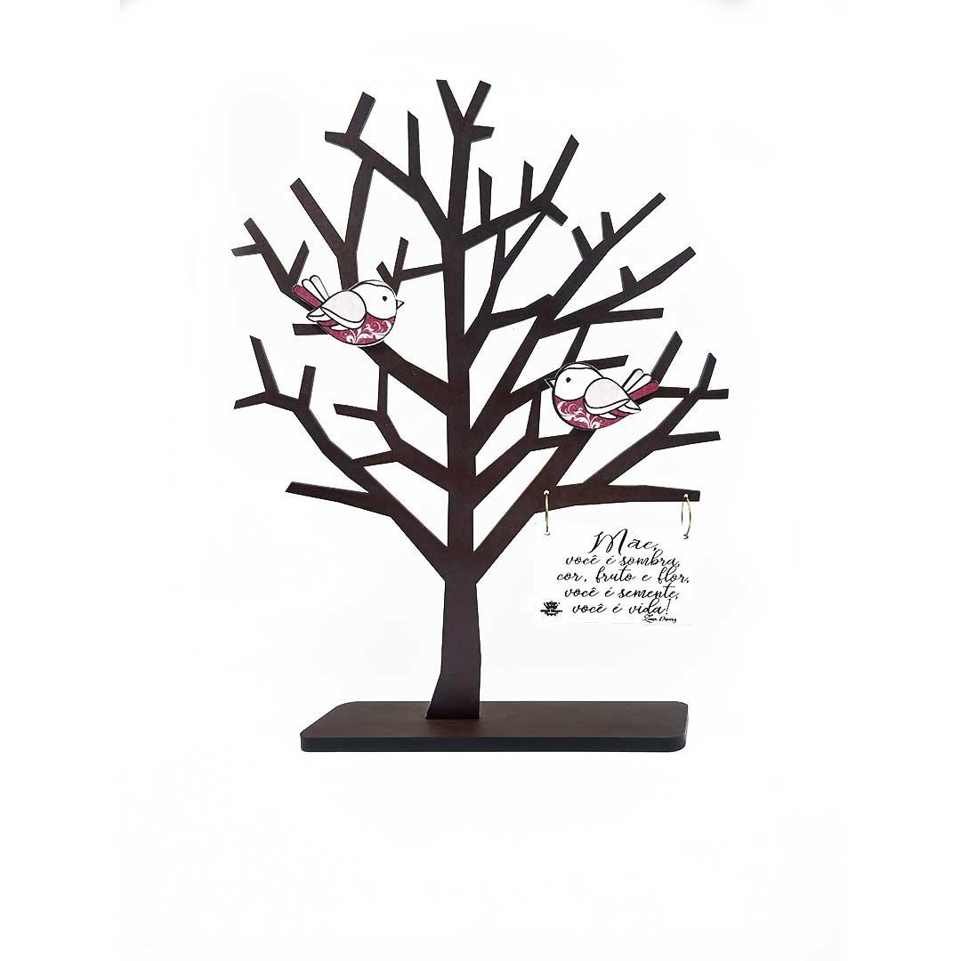 Enfeite Árvore Galhos - Mãe, Você é Vida