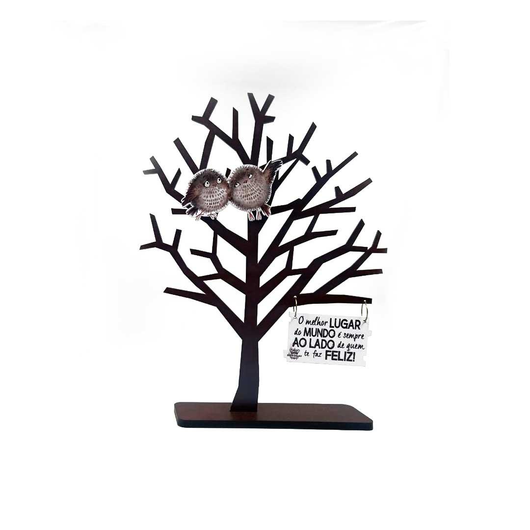 Enfeite Árvore Galhos - Melhor Lugar do Mundo