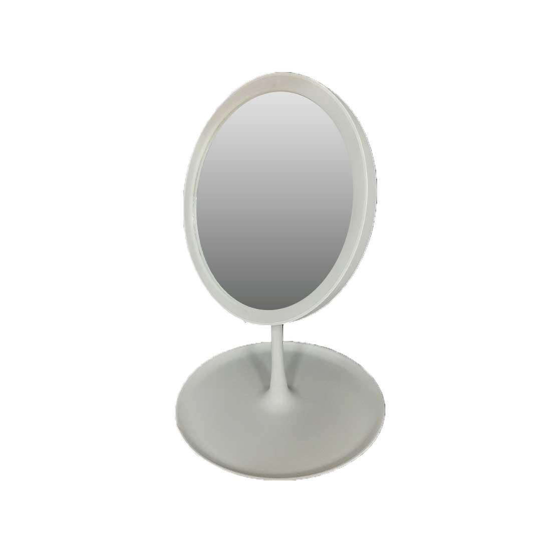 Espelho de Maquiagem de LED - Branco