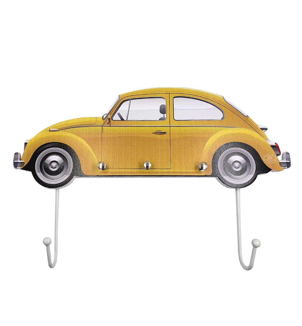 Gancheira Fusca Amarelo